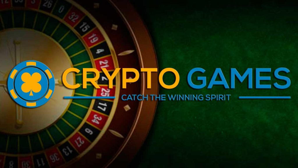 Crypto Games in house Roulette Games